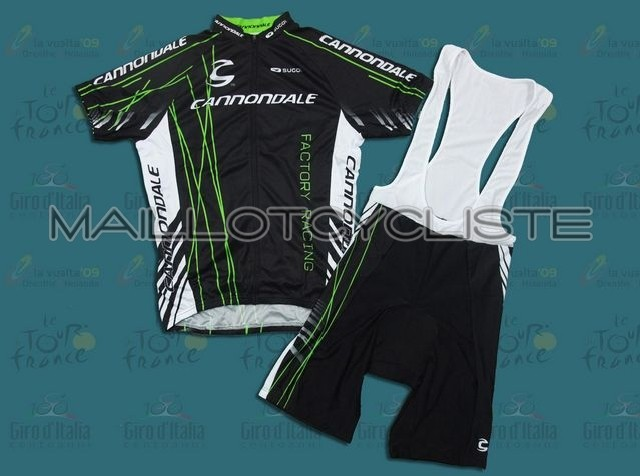 tenue cannondale factory racing