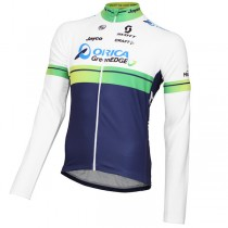 2015 Orica GreenEdge Maillot manches longues