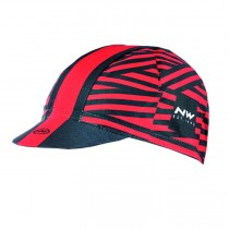 Northwave rouge Casquette Cyclisme