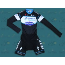 2014 Quick Step Chronosuit