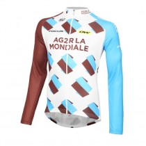2016 Équipe Ag2r Maillot manches longues