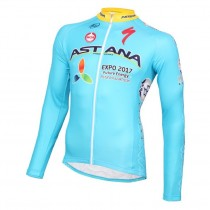 2016 Astana Pro Équipe Maillot manches longues