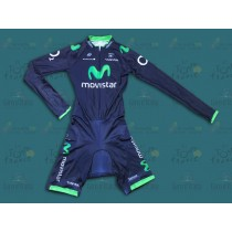 2014 équipe movistar Tour de France Chronosuit