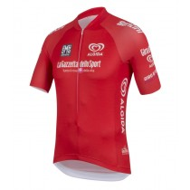 2016 Giro D'Italia Maglia Rossa rouge Maillot Cyclisme manches courtes