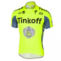 2016 Tinkoff Équipe TDF Édition Maillot Cyclisme manches courtes