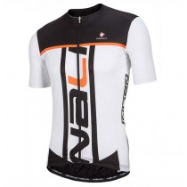 2017 Nalini PRO Speed blanc Maillot Cyclisme manches courtes