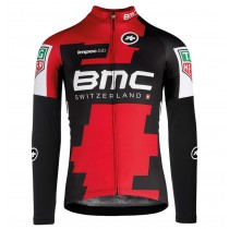 2017 BMC Racing Équipe Maillot manches longues