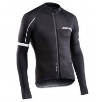 2017 Northwave Blade NW Noir Maillot manches longues