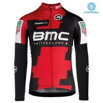 2017 BMC Racing Équipe Maillot thermique manches loungues