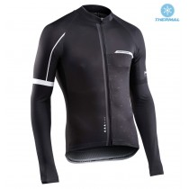 2017 Northwave Blade NW Noir Maillot thermique manches loungues