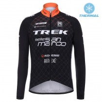 2017 Trek Selle San Marco Maillot thermique manches loungues