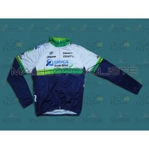 2014 Orica Maillot thermique manches longues