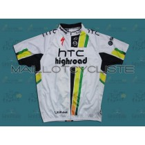 2011 Columbia HTC Highroad  Maillot Cyclisme manches courtes
