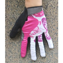 2016 Butterfly Rose femmes thermique Gants Cyclisme