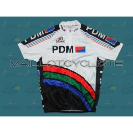 PDM Throwback Maillot Cyclisme manches courtes