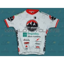2011 Rocky Mountain blanc Maillot Cyclisme manches courtes