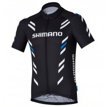 2017 Shimano Performance Impression Noir Maillot Cyclisme manches courtes
