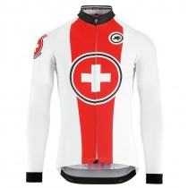 2018 ASOS SWISS Pro Maillot manches longues