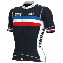 2020 France Country Équipe Maillot Cyclisme manches courtes