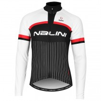 2020 Nalini Thebe Noir-blanc Maillot manches longues