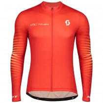 2020 Scott RC Équipe 1.0 Fiery Maillot manches longues