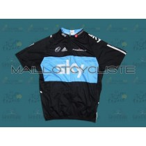 2011 Sky  Maillot Cyclisme manches courtes