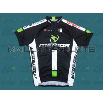 2010 Merida  Maillot Cyclisme manches courtes