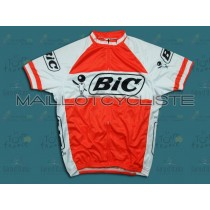 BIC Throwback Maillot Cyclisme manches courtes