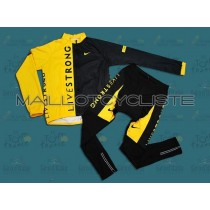 2009 Livestrong  Maillot manches longues et Collant