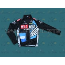 2013 TREK WildWolf ARG Champion Maillot thermique manches loungues