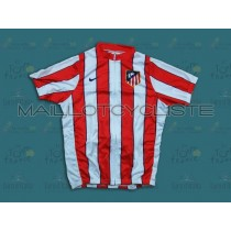 Atletico Madrid équipe Maillot Cyclisme manches courtes